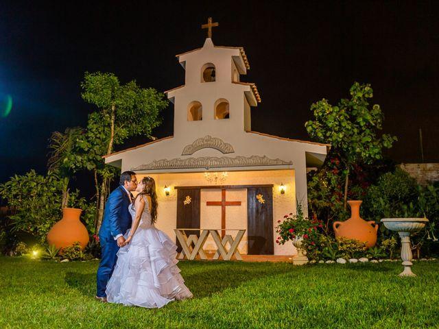 El matrimonio de George y Jessenia en Lima, Lima 150