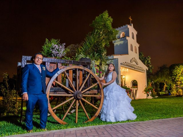 El matrimonio de George y Jessenia en Lima, Lima 151