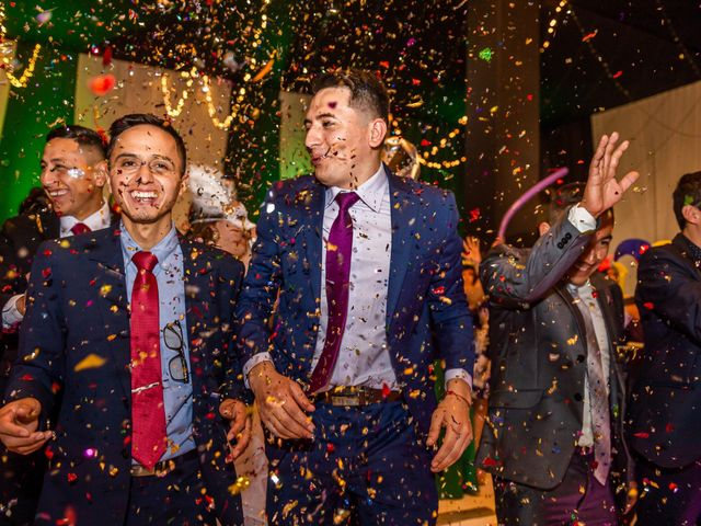 El matrimonio de George y Jessenia en Lima, Lima 154