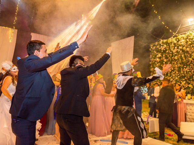 El matrimonio de George y Jessenia en Lima, Lima 156