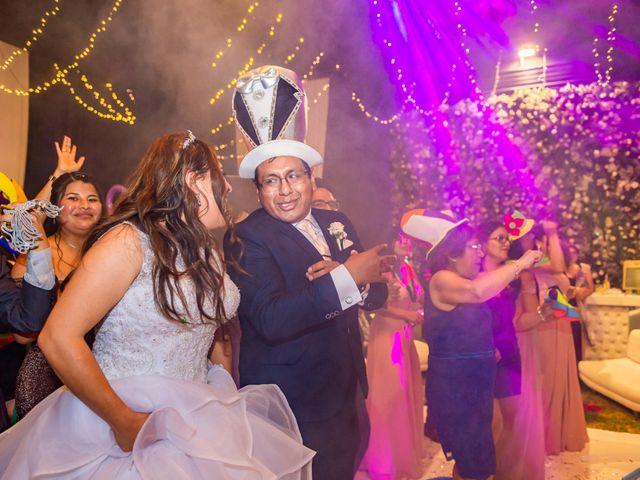 El matrimonio de George y Jessenia en Lima, Lima 157