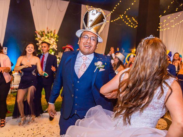 El matrimonio de George y Jessenia en Lima, Lima 159