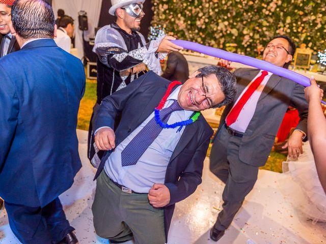 El matrimonio de George y Jessenia en Lima, Lima 162
