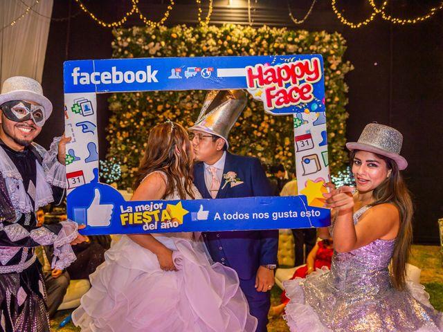 El matrimonio de George y Jessenia en Lima, Lima 163