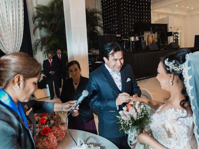 El matrimonio de Percy y Ledi en Chiclayo, Lambayeque 18