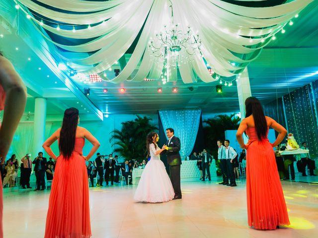 El matrimonio de Percy y Ledi en Chiclayo, Lambayeque 33
