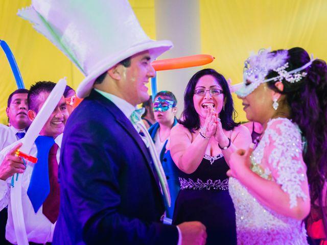 El matrimonio de Percy y Ledi en Chiclayo, Lambayeque 70