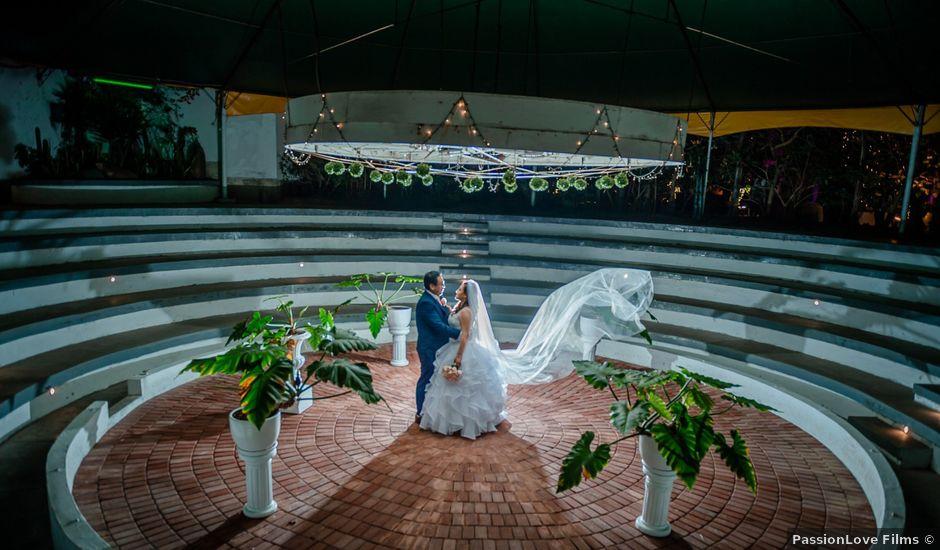 El matrimonio de George y Jessenia en Lima, Lima