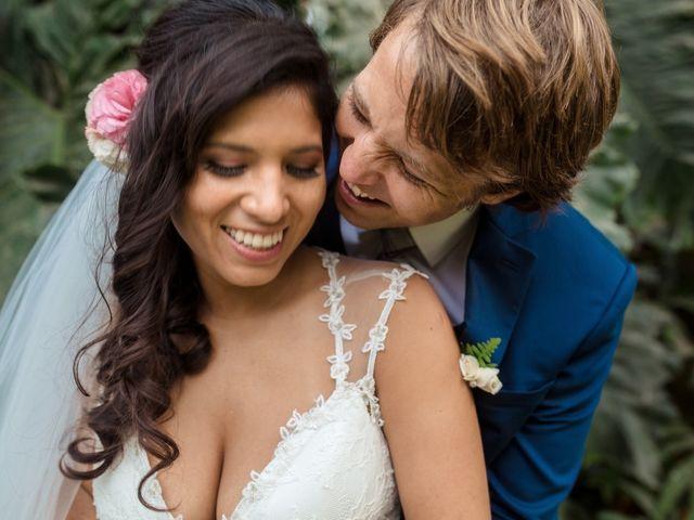 El matrimonio de Melissa y Andrew