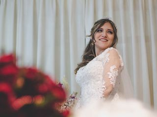 El matrimonio de Rosario y Jhonatan 2