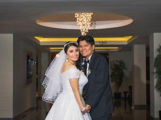 El matrimonio de Liliana y Junior
