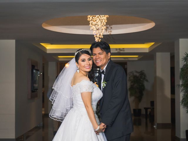 El matrimonio de Liliana y Junior