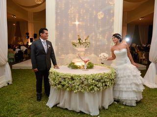El matrimonio de Belissa y Alonso 2
