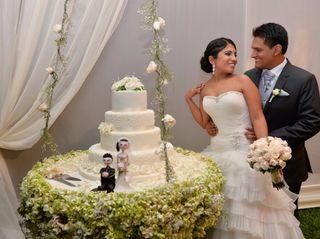 El matrimonio de Belissa y Alonso 3