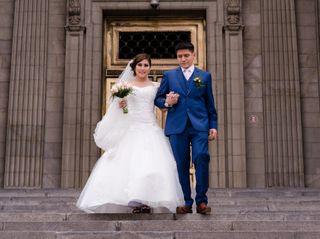 El matrimonio de Sheila y Hennry