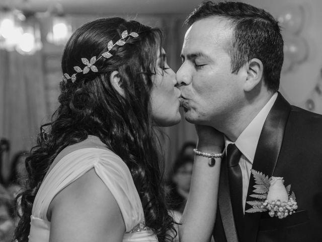 El matrimonio de Jose y Fiorella