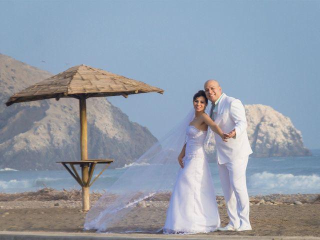 El matrimonio de Marisol y Gherard