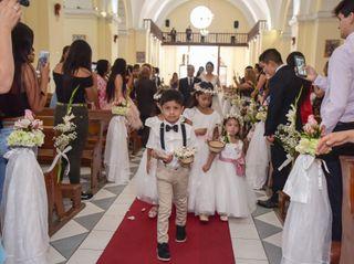 El matrimonio de Marlise y Luis Miguel 1