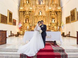 El matrimonio de Marlise y Luis Miguel 3