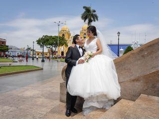 El matrimonio de Marlise y Luis Miguel