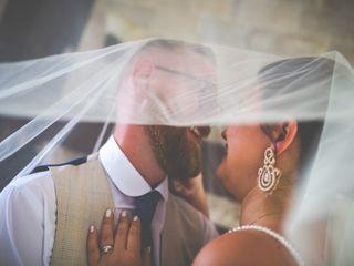 El matrimonio de Gisella y Steve