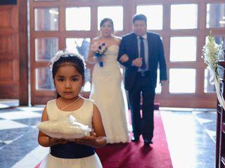 El matrimonio de Rosario y Oscar 2