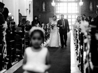 El matrimonio de Rosario y Oscar 3