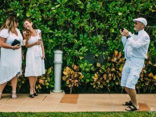El matrimonio de Nina y Patrick 1