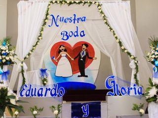 El matrimonio de Gloria y Eduardo 1