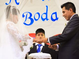 El matrimonio de Gloria y Eduardo 3