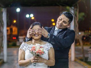 El matrimonio de Rosa y Antonio