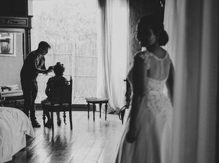 El matrimonio de Violeta y Harold 3