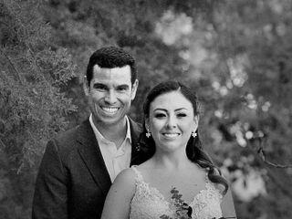 El matrimonio de Gaby y Daniel