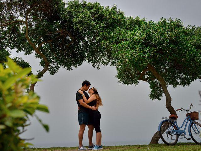 El matrimonio de Daniel y Gaby en Cieneguilla, Lima 2