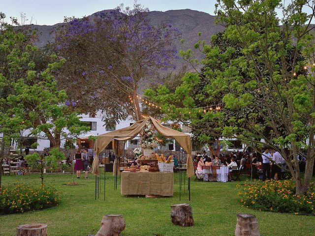 El matrimonio de Daniel y Gaby en Cieneguilla, Lima 8