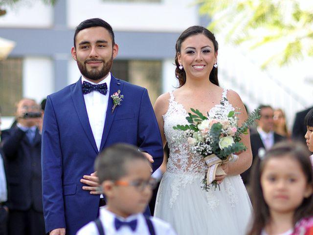 El matrimonio de Daniel y Gaby en Cieneguilla, Lima 28