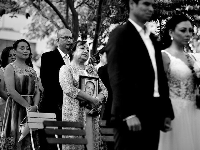 El matrimonio de Daniel y Gaby en Cieneguilla, Lima 30