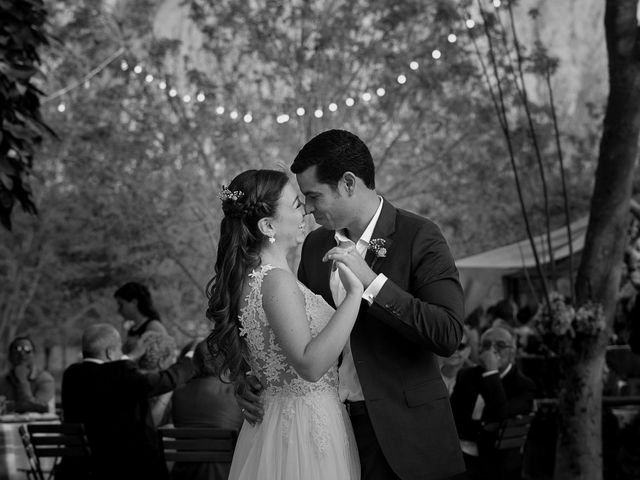 El matrimonio de Daniel y Gaby en Cieneguilla, Lima 40