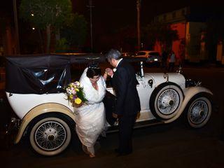 El matrimonio de Claudia y Marcus 3