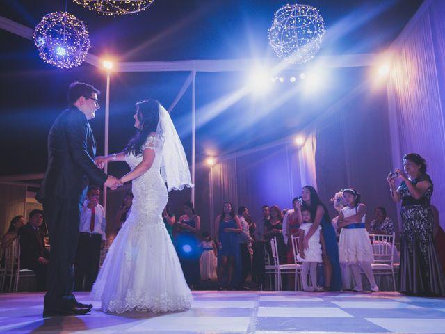 El matrimonio de Américo y Melissa