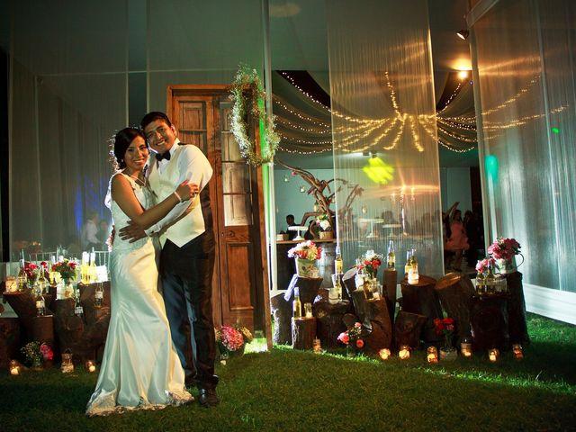 El matrimonio de Pilar y Mario