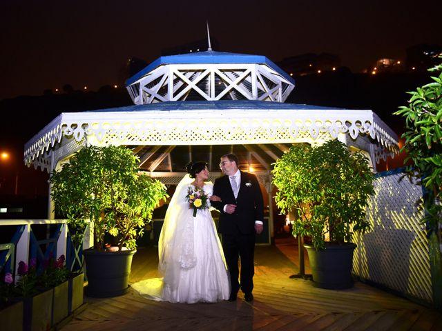 El matrimonio de Claudia y Marcus