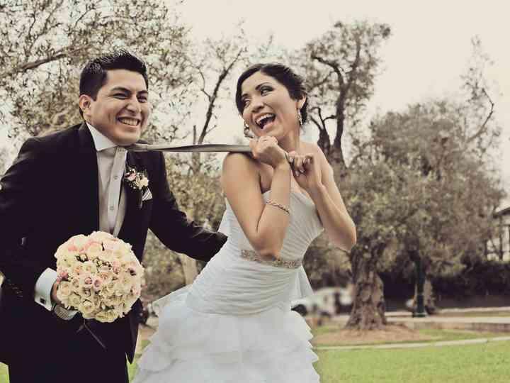El matrimonio de Melissa y Renzo