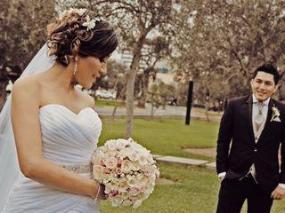 El matrimonio de Renzo y Melissa en Lima, Lima 18