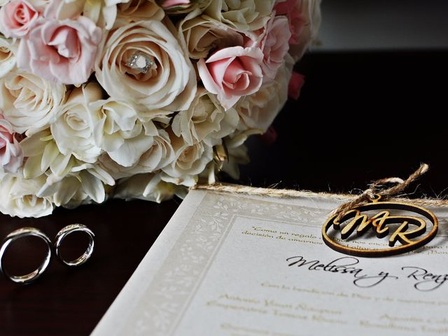El matrimonio de Renzo y Melissa en Lima, Lima 1