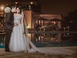 El matrimonio de Yubitza y Luis