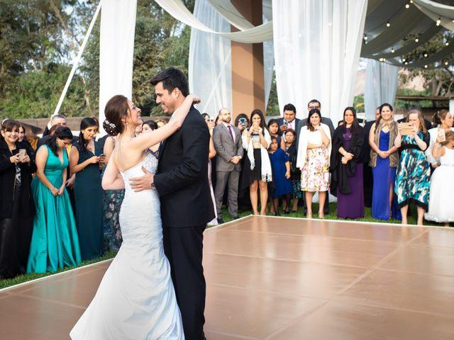 El matrimonio de Aida y Bruno