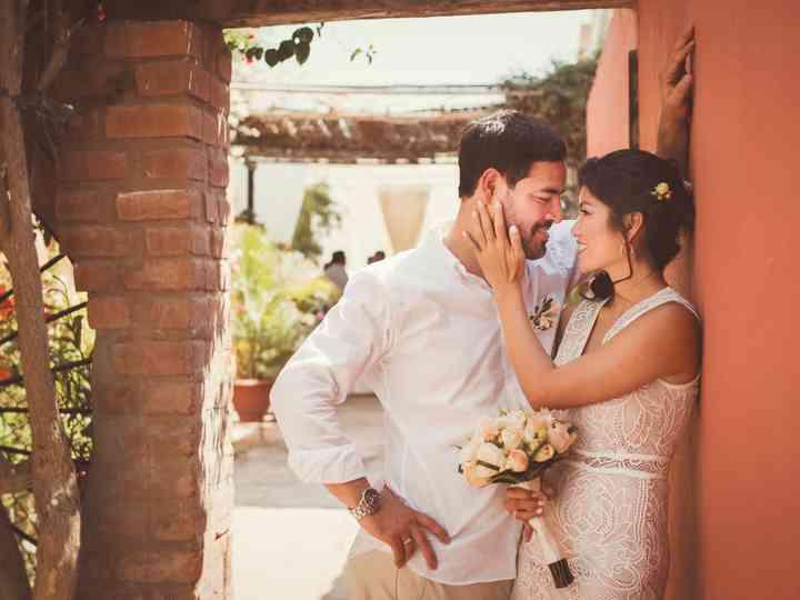El matrimonio de Tatiana y Bruno