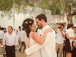 El matrimonio de Tatiana y Bruno 1