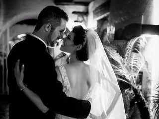 El matrimonio de Martha y Eduardo